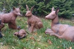 CSS-Tiergruppe-braun