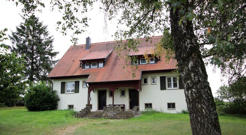 Ferienhaus Stolzenhof in Jagsthausen